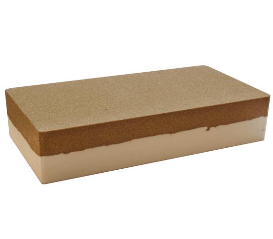 Dolk - fin lille 2-sidet (korn 400/240) slibesten