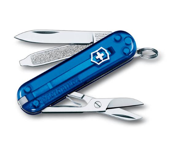 Dolk - Anderledes lommekniv med saks