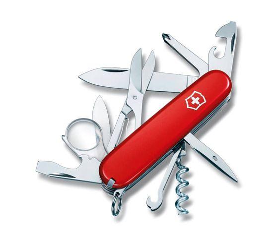 Dolk - lommekniv med lup